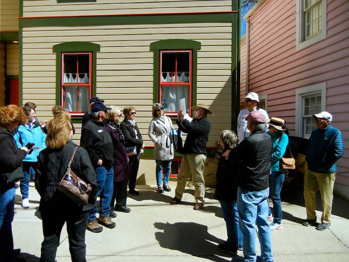 April Walking Tours