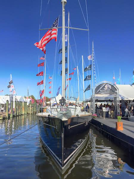 Annapolis in June