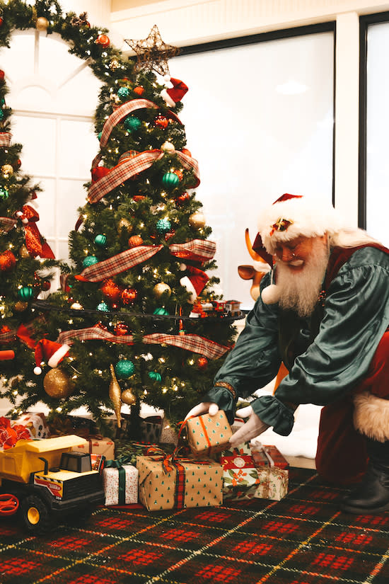 Santas in Annapolis