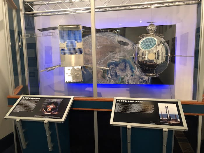 Sea Sun and Space Exhibit