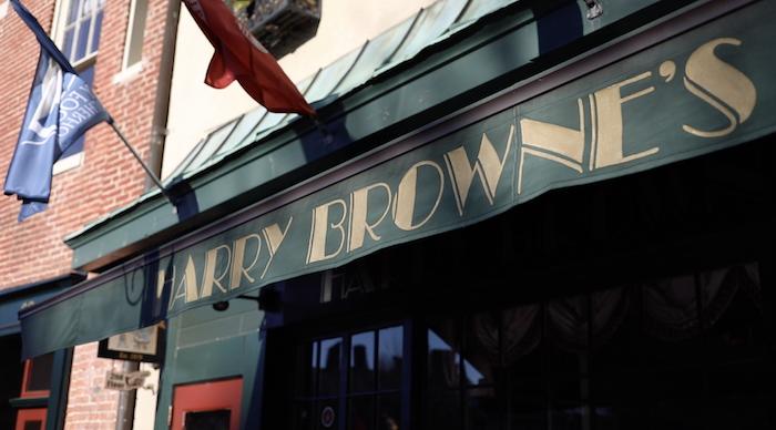 Harry Browne's