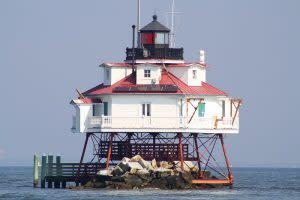 Thomas Point Shoal Lighthouse