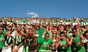 Mean Green, UNT, North Texas, Apogee