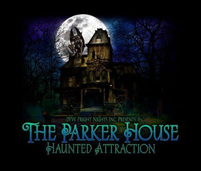 Parker House Haunted Attraction, haunted house, denton