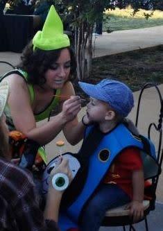 Trick or Treat at Unicorn Lake, Halloween, Denton