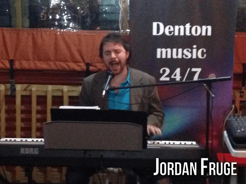 Jordan Fruge