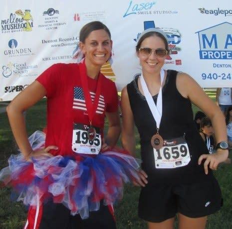 Liberty Fun Run participants courtesy Denton Parks and Rec WEB crop