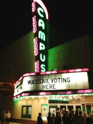 Wassail Fest, Denton Holiday Lighting Festival