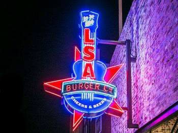 LSA Burger Co from FB