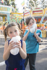 Top childrens things to do here at the Laramie Jubilee Days Carnival