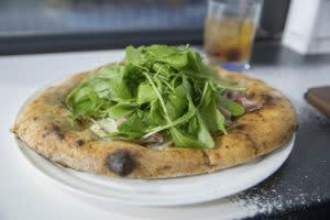 Alibi arugula pizza Laramie