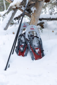 Tubbs Rental Snowshoes in Laramie, WY