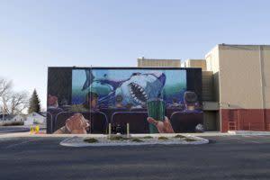 Bonus Murals Laramie Regal Theater