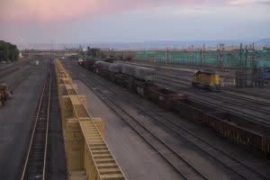 Laramie Trainyard Downtown