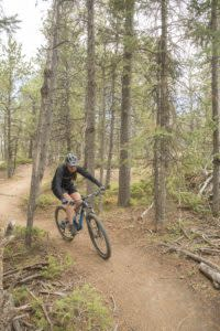 Laramie area mountain biking Happy Jack Trails
