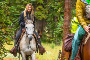 horseback riding steamboat springs wetzel