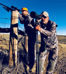 Laramie area outfitters