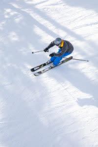 downhill skiing Laramie Wyoming winter activities