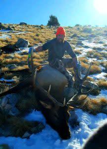 Wyoming big game hunting license