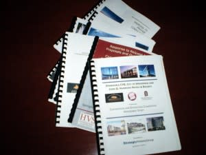 Competitive Assessment Proposals