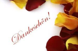 Dankeschon!