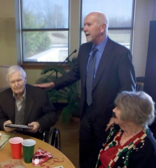 John Williams, Tracy Kimberlin, Mary Williams