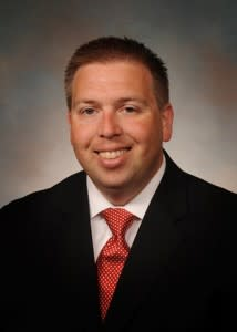 Lance Kettering, Sports Commission Executive Director and CVB Sports Sales Manager