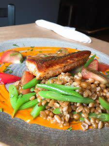 The Cookery, Seward Alaska, local food, Alaska produce