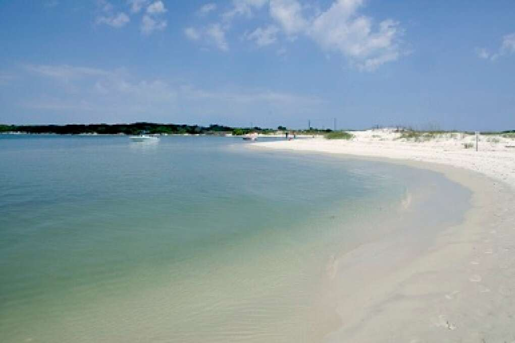 beaches in St. Augustine, FL