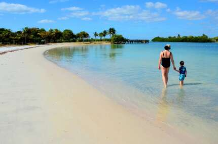 best beaches of Miami