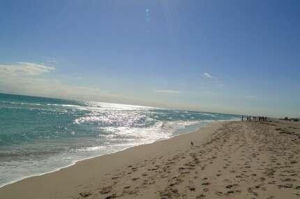 beaches of miami