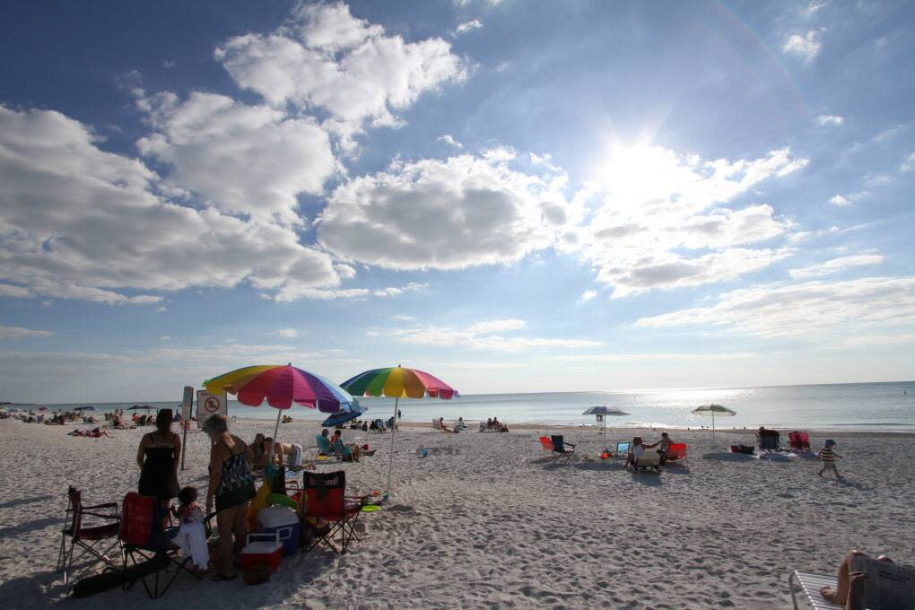 Bradenton Beaches in Florida