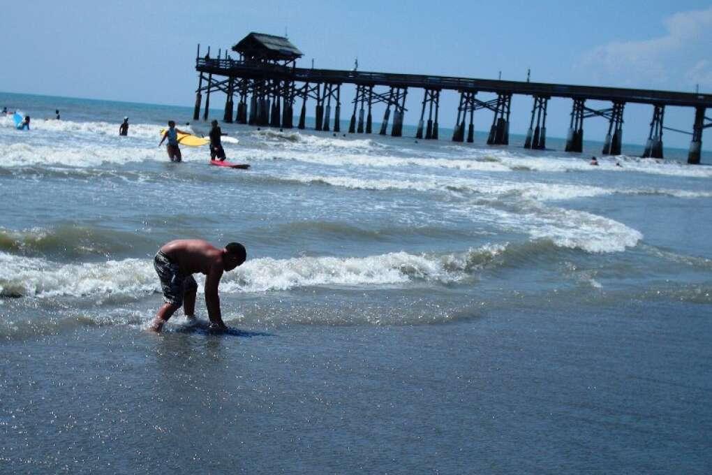 Cocoa Beach beaches