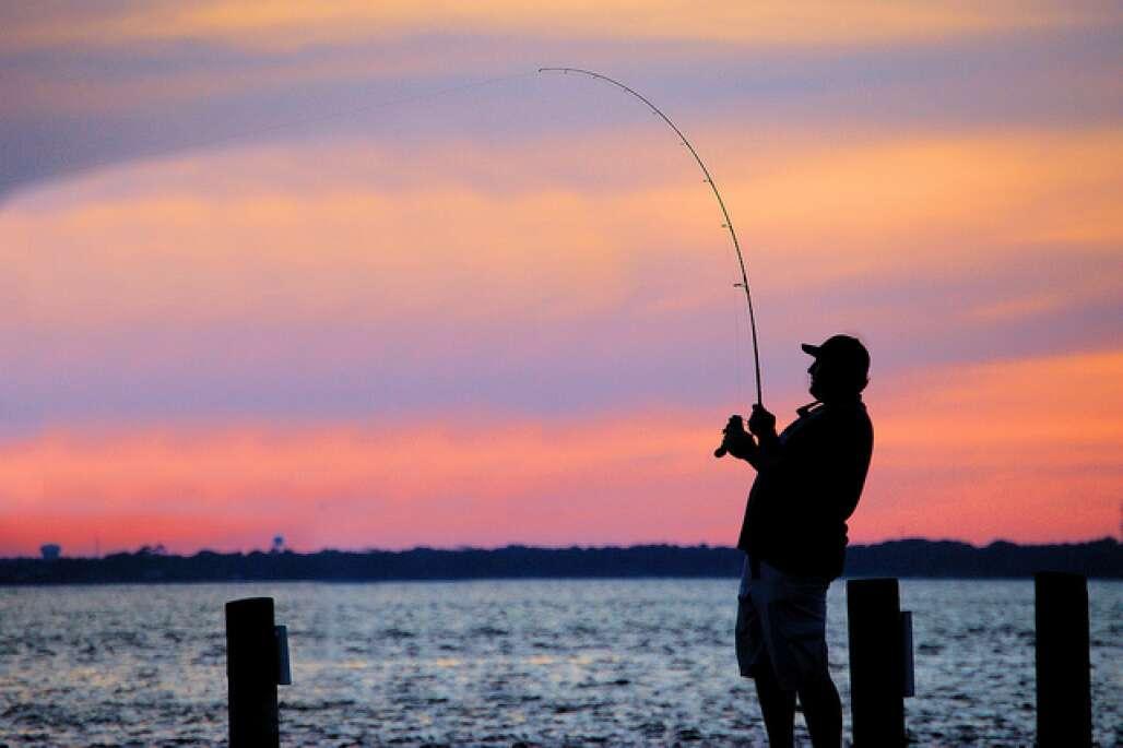 Fishing on the Emerald Coast