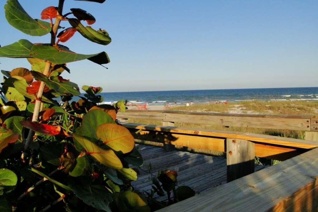 Lori Wilson Park in Cocoa Beach, FL