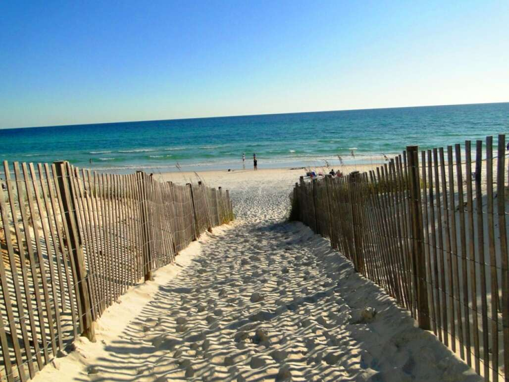 pictures of seaside florida