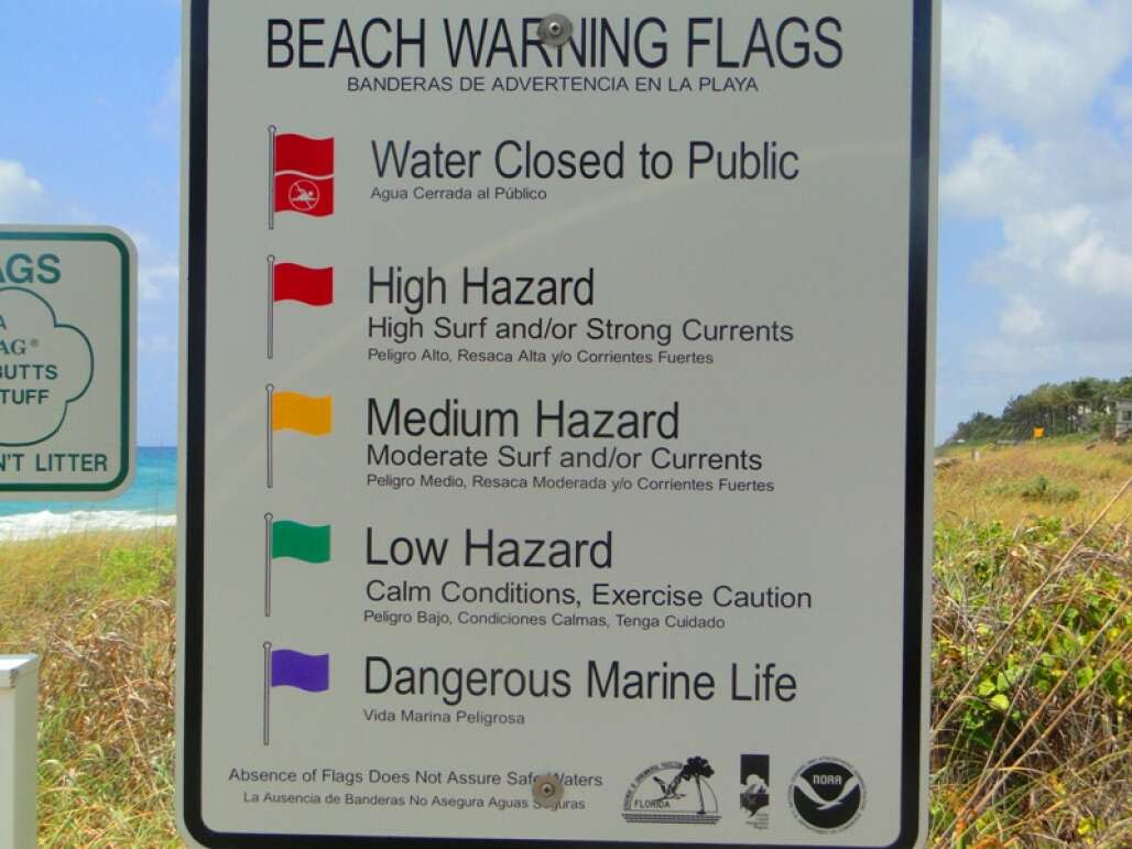 ocean safety tips
