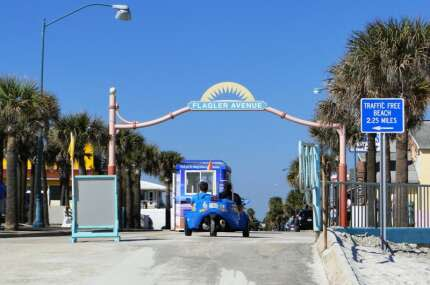 beaches near Daytona - New Smyrna Beach