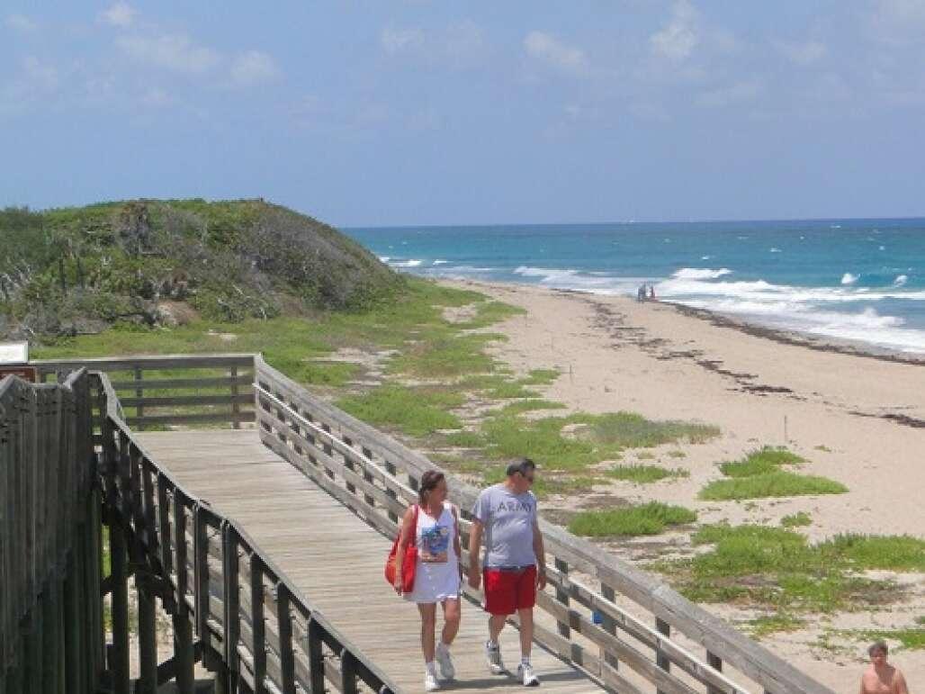 west palm beach beaches - macarthur beach state park