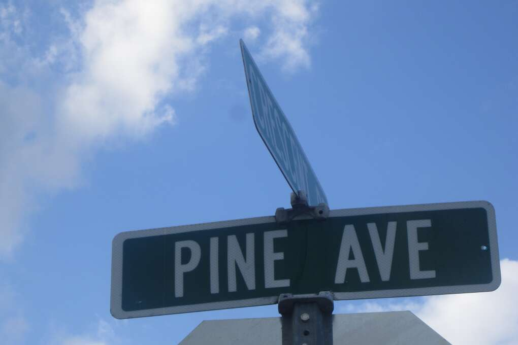 Anna Maria Island art on Pine Avenue