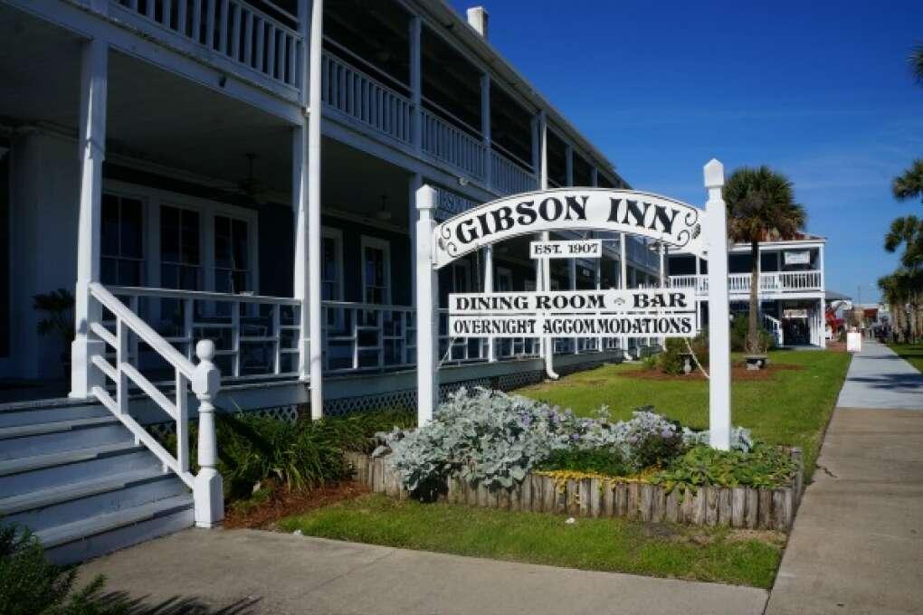 Apalachicola's Gibson Inn