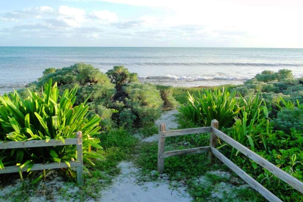 Bahia Honda State Park Beach View