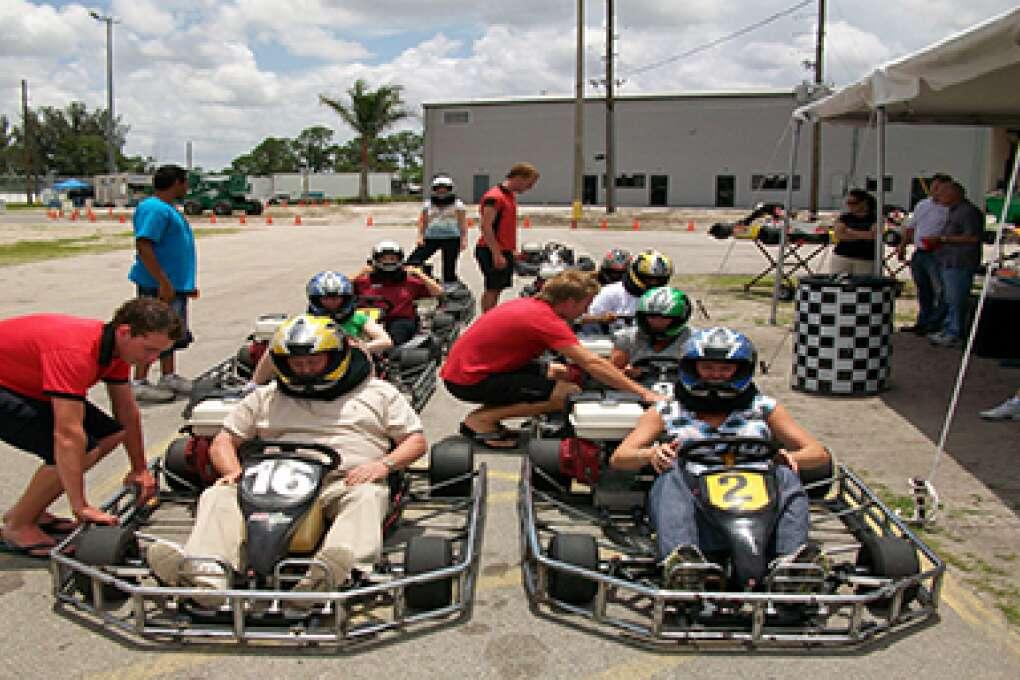 Palm Beach Raceway