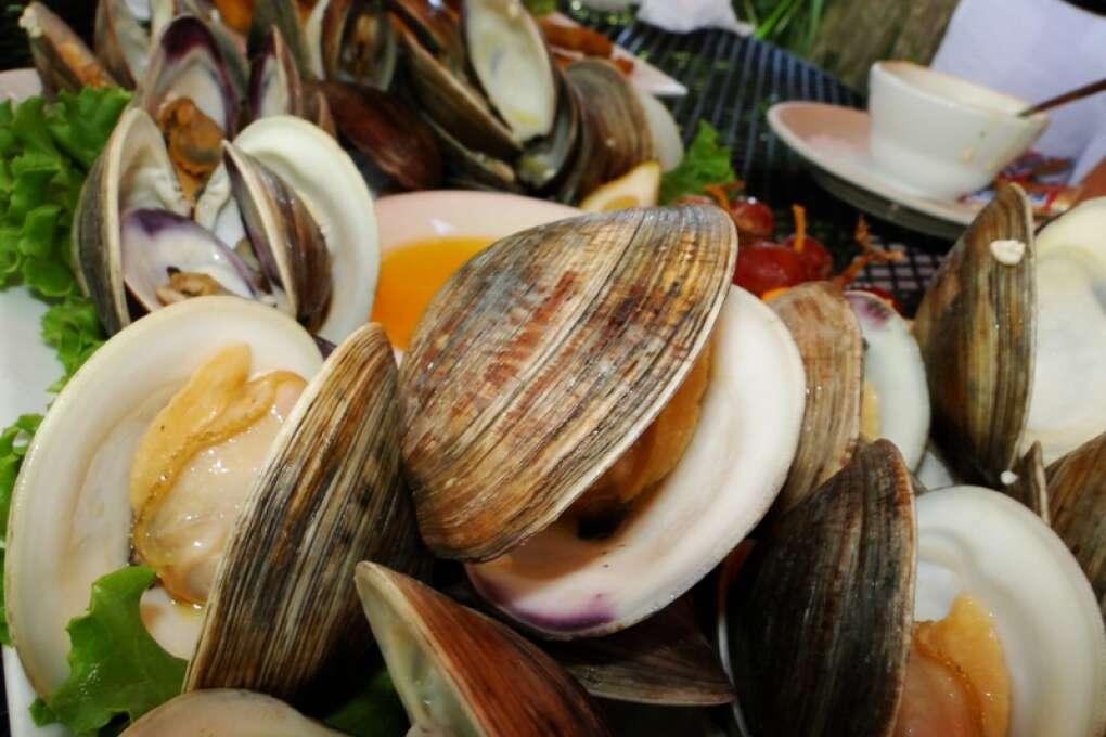Food in Cedar Key