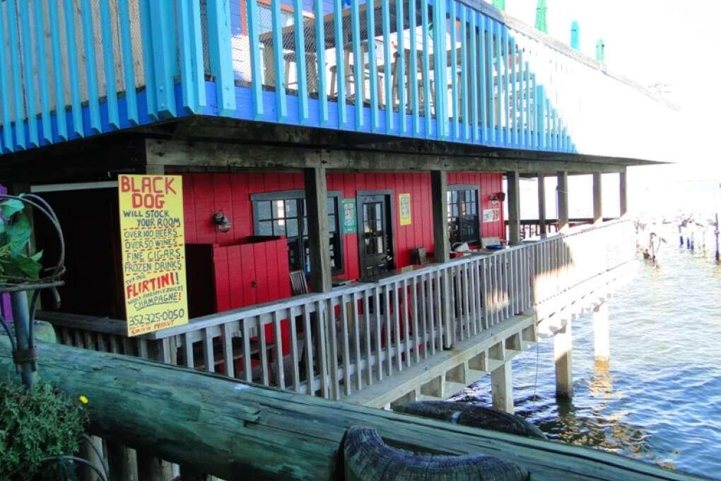 Picture of Historic Marina Cedar Key