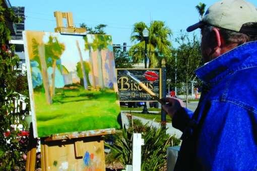 Downtown Punta Gorda Plein Air Arts Festival