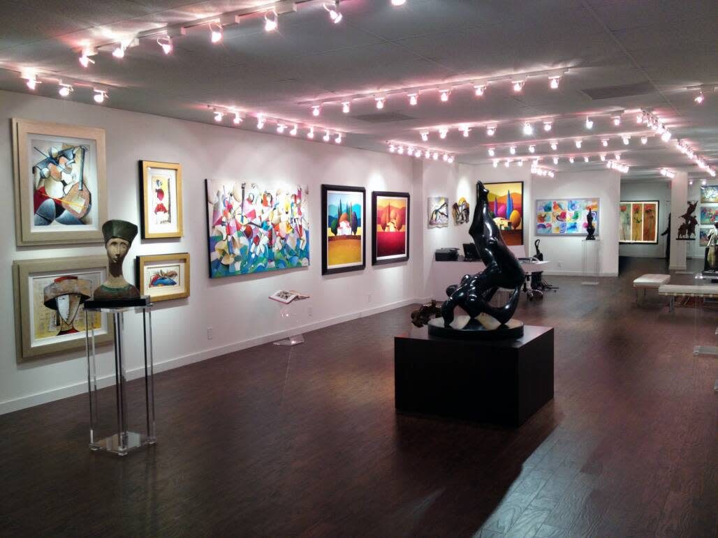 Delray Beach art galleries