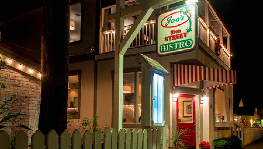 Fernandina Beach 2nd Street Bistro