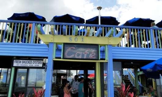 Flagler Beach restaurants