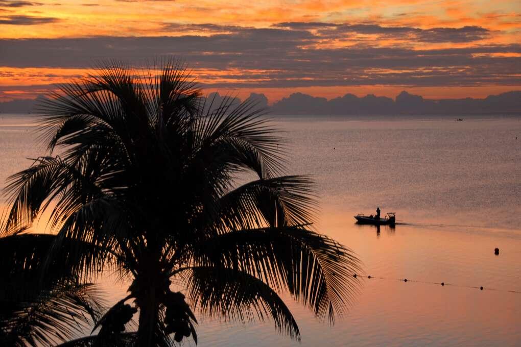 Beach Attraction in Islamorada, Florida Keys